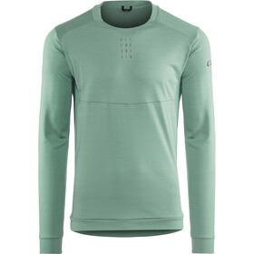 Cube AM Maillot manga larga Hombre, dark mint